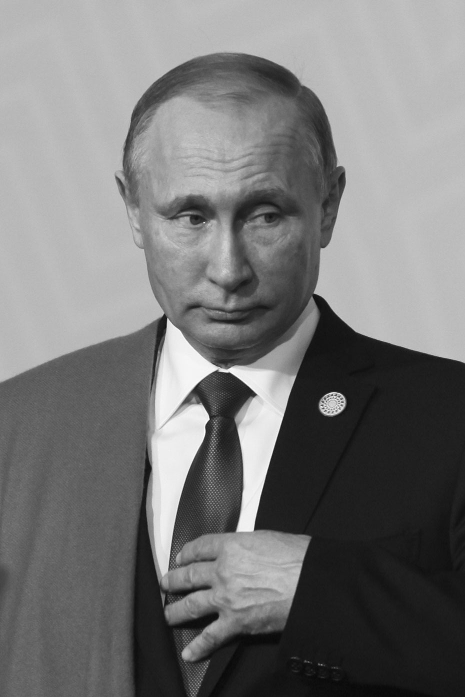 Vladimir Putin, President of Russia. Official photograph of the APEC Presidents Summit 2016 in Lima.